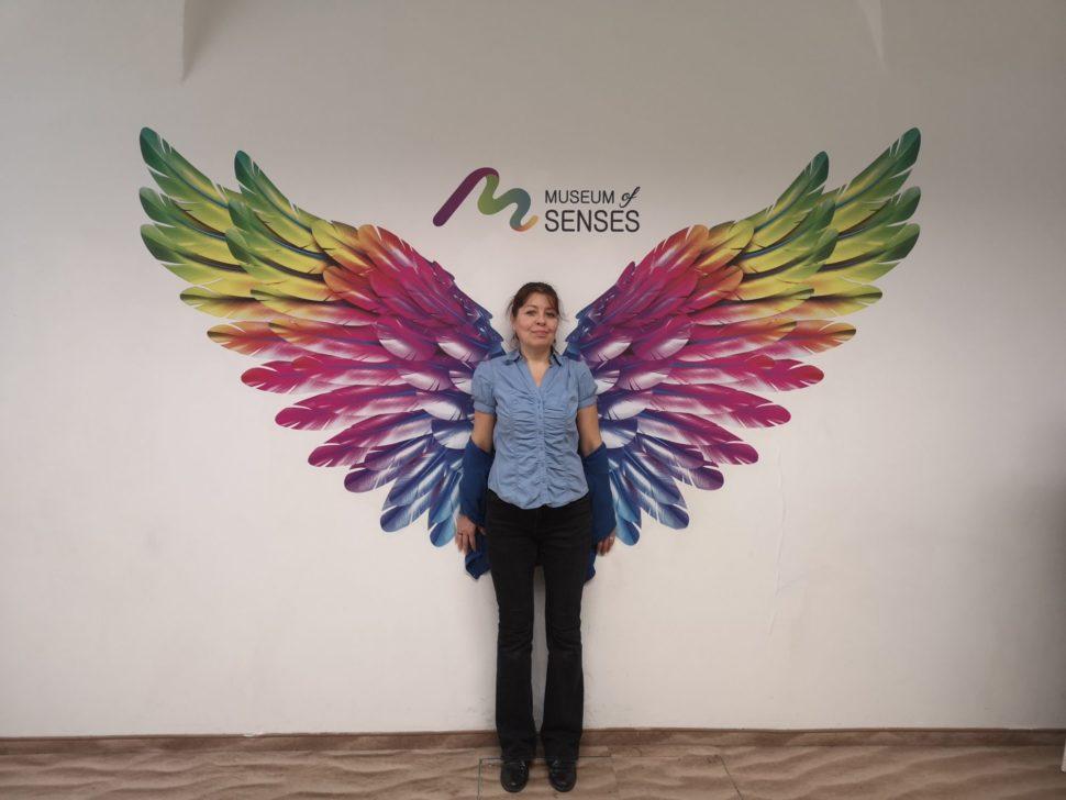 Menopauza mi dala křídla.